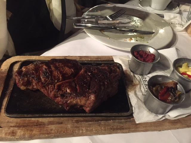 アルゼンチンで有名な物 牛肉および最高のステーキレストラン