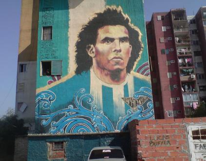 ビジャ31の移転先、フエルテアパッチェ ~スラム街が生んだアルゼンチンのスラム街、アルゼンチン元代表カルロス、テベスの故郷~