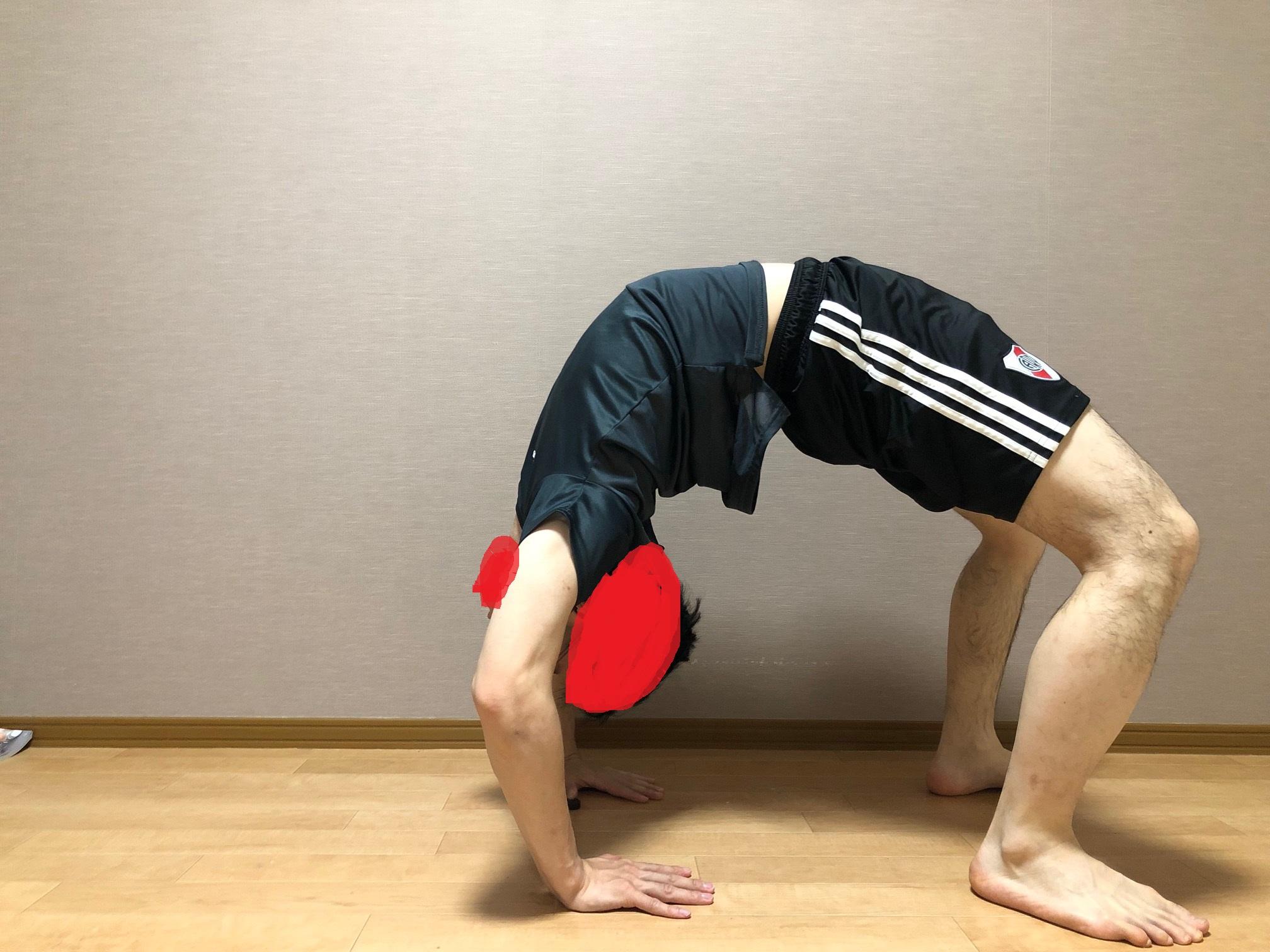 基礎練習でブリッジを磨こう~5分で出来る背筋強化および腰回りストレッチを習慣化しよう、背中、肩甲骨の可動域UPにもつながる!?~