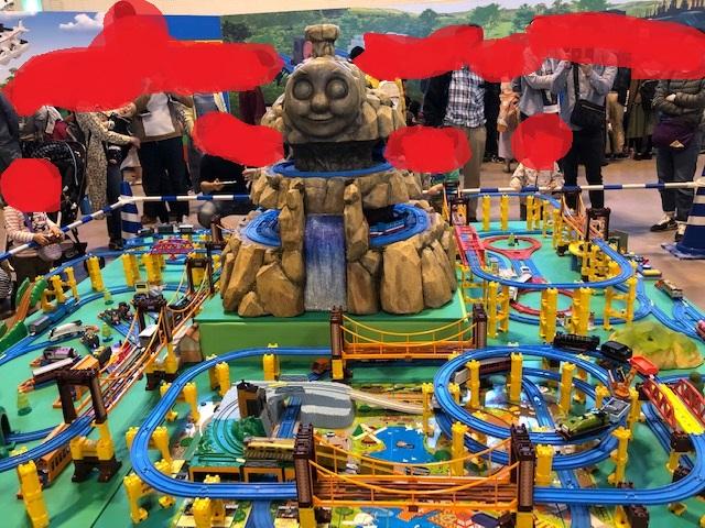 プラレール博  in  NIGATA プラレール&トーマス好きは絶対一度は行くべき圧巻のプラレールワールド~子供連れにとても優しい、夢のテーマパーク~