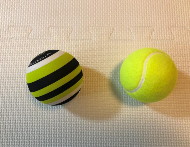 マッサージボール、トリガーポイントTMで肩甲骨、首のストレッチをしてみた感想 可動域UPを検証