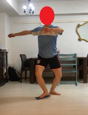 DanceTool  ターンボード&胸鎖乳突筋、僧帽筋のストレッチでピルエット、ターン(回転)を磨くこう!! 11年間ストレッチ中毒の僕